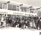 Ski club at Lookout Mountain